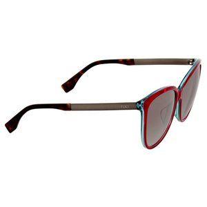 Fendi FF0095 F/S Asia Asian-fit cat-eye sunglasses